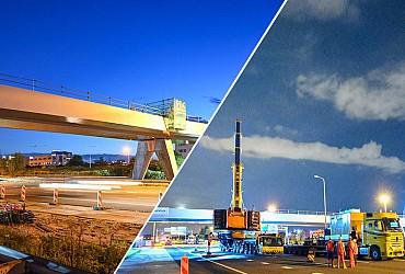 Jan Linzelviaduct Den Haag – Hard werk wordt beloond!