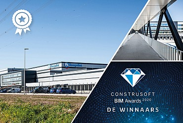 ASK Romein wint Construsoft BIM Award
