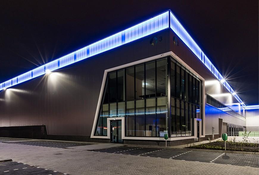 Oplevering DC3 Eindhoven